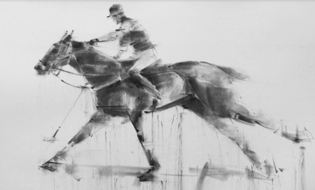 tianyin-wang-katerina-morgan-horse-polo-art-gallery-painters-la-polo